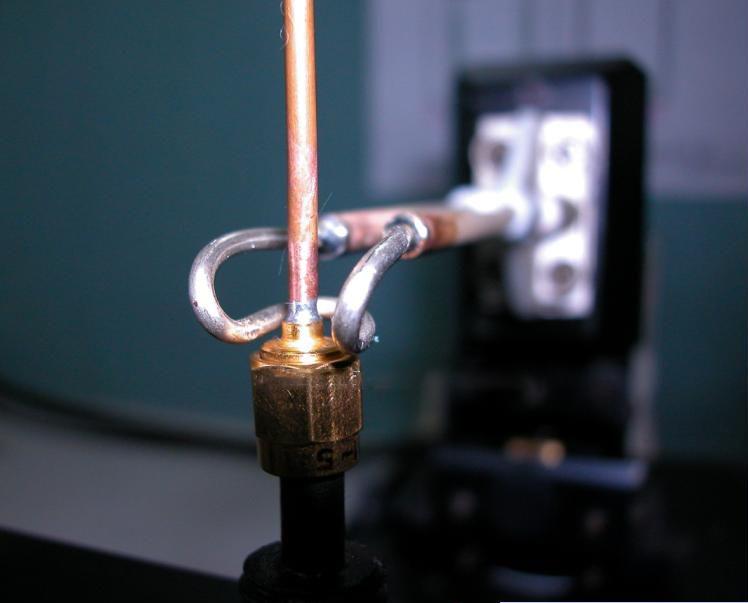 铜接头焊接