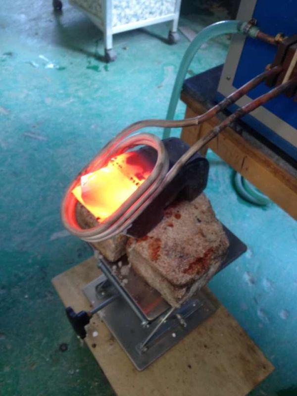 南宁高频焊接硬质合金钎焊机