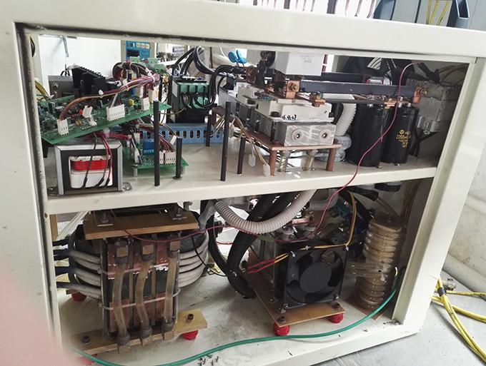 高频感应加热设备维修
