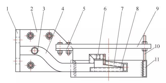 图3  感应器结构