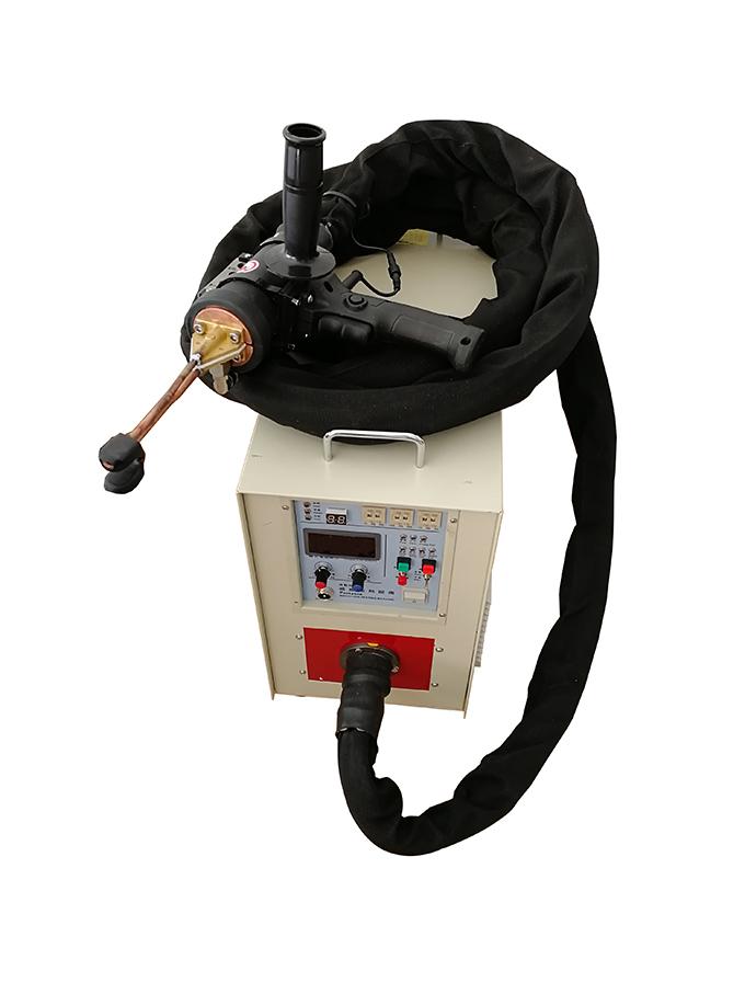 手持式感应钎焊机顶