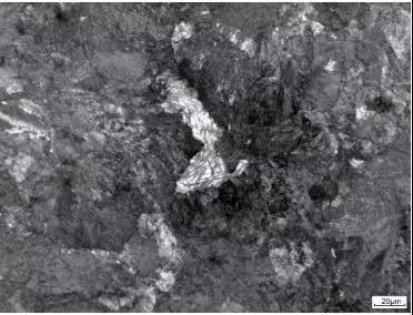 图10  珠光体+点状马氏体