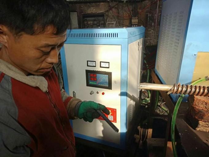 超音频锻造加热机