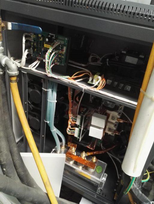 中频加热设备维修