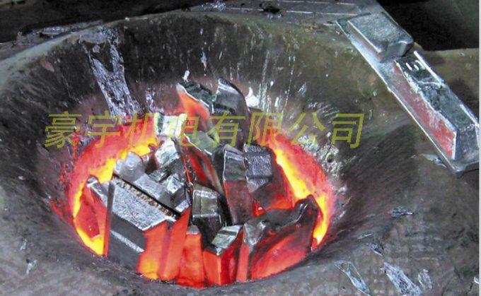 熔铝炉10公斤20公斤中频炉供应商