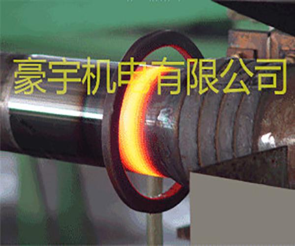 中山小光轴淬火加热机高频淬火设备