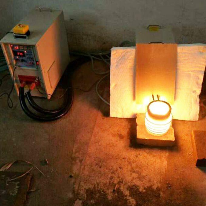 小型熔少量不锈钢熔炼炉