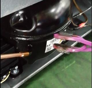 压缩机管件焊接钎焊机