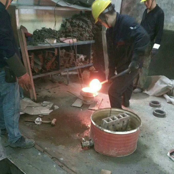 中频熔镍设备