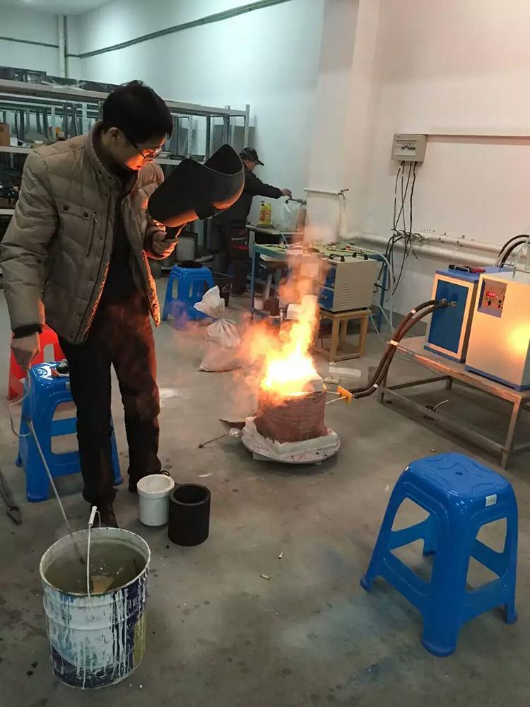 湖南有没有维修中频感应加热设备|中频熔炼炉维修